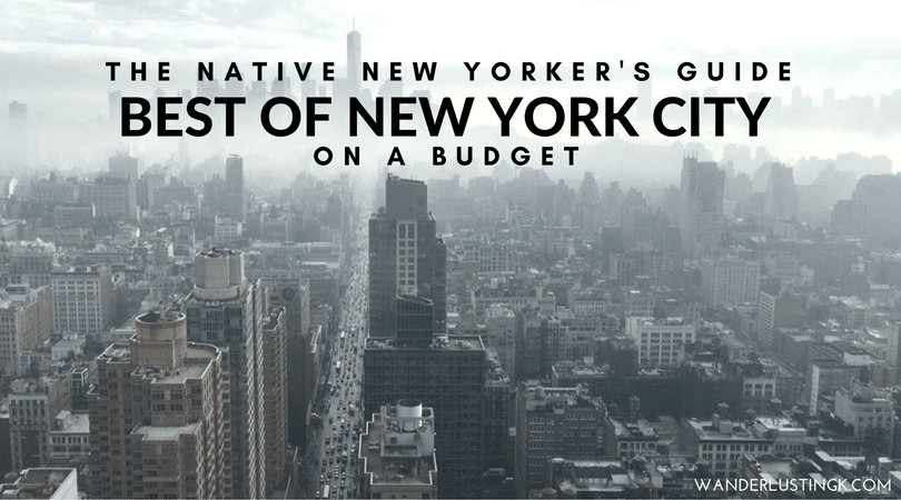 Insider Tips for NYC on a Budget by a New Yorker