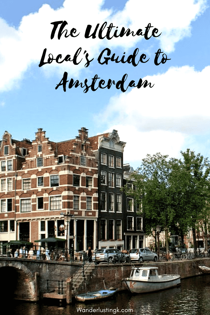 Traveling to Amsterdam? Read the ultimate guide with insider local tips for what to do in Amsterdam, what to eat in Amsterdam, and where to stay in Amsterdam!