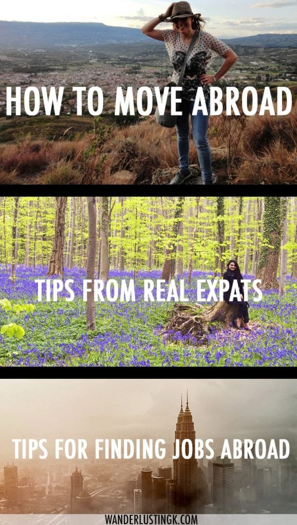Tips from real expats for how to work abroad, getting international job offers, becoming an expat, and finding overseas jobs for professionals!