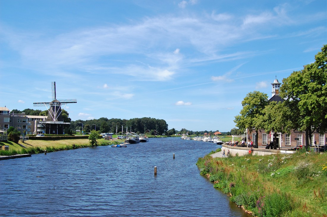 Ommen by Emily. Best cities in Netherlands to visit.