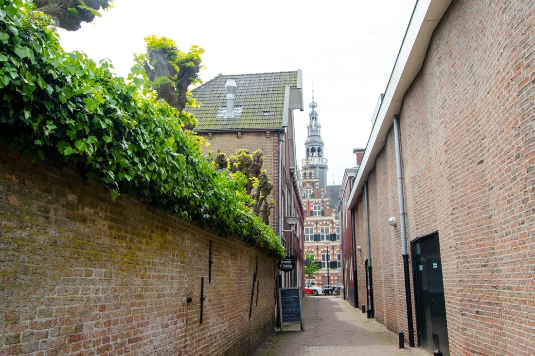 Photo of Franeker city. Best things to do in Fryslân.