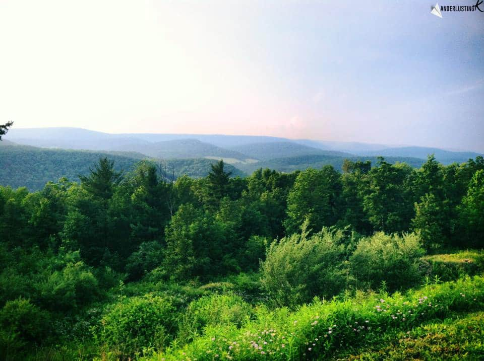 Mountains close to State College. Read more about the best things to do in State College
