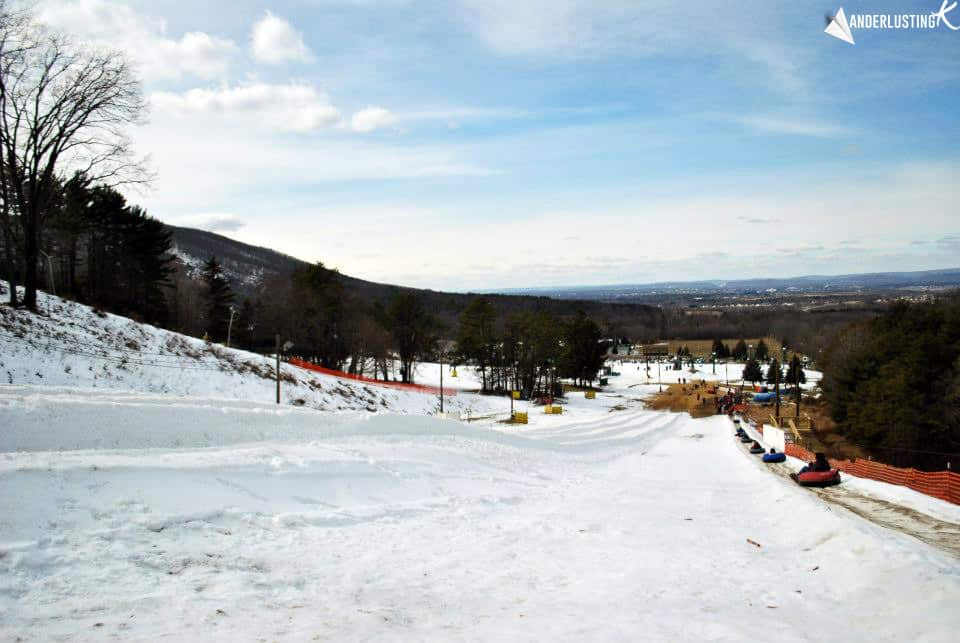 Tussey Mountain. A great day trip from State College! Read more things to do near State College.