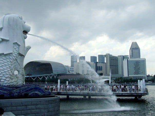 Photo of Merlion in Singapore. Find out the best places to visit in singapore for free by locals and read tips for singapore!