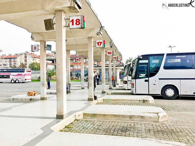 Bus Station in Kosovo. Find out more about travel in Kosovo with tips for your visit to Kosovo.