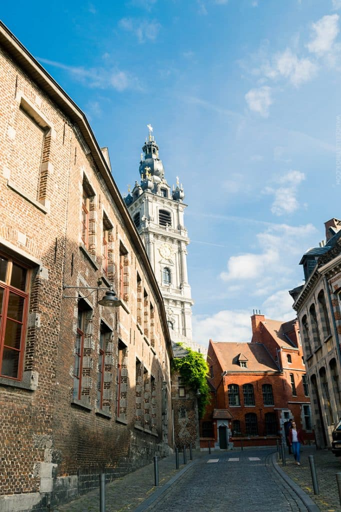 Bergen Belgium, one of the most beautiful cities in Belgium (mooiste stadswandelingen België)