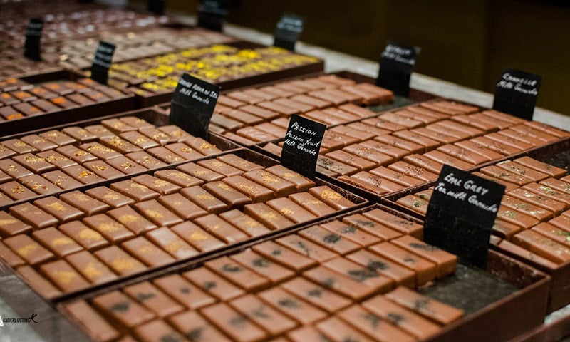 Chocolates in Brussels. Find out where the best Belgian chocolate is on a Brussels chocolate tour!