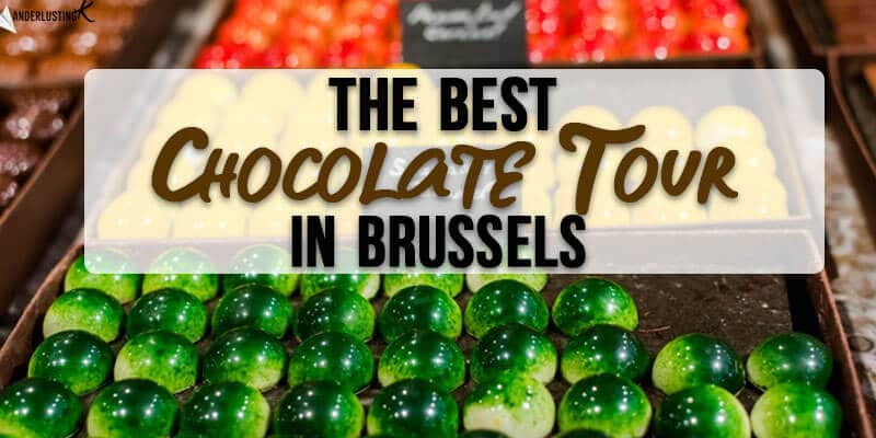 Tips for finding the best Belgian chocolate on a chocolate tour in Belgium & an independent review of Groovy Brussels, the best chocolate tour in Brussels