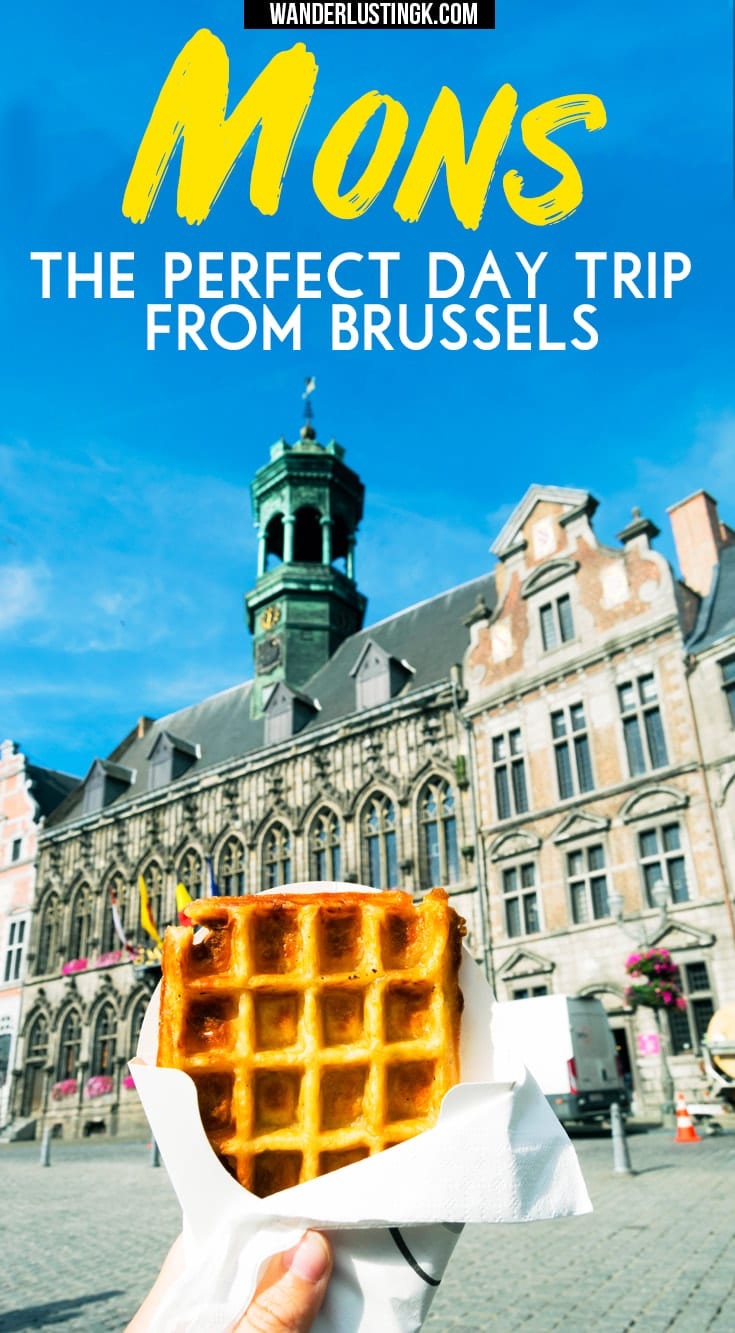 Seeking the best day trips from Brussels? Read the best things to do in Mons #Belgium, the '05 European capital of culture with 6 #UNESCO sights. #Brussels