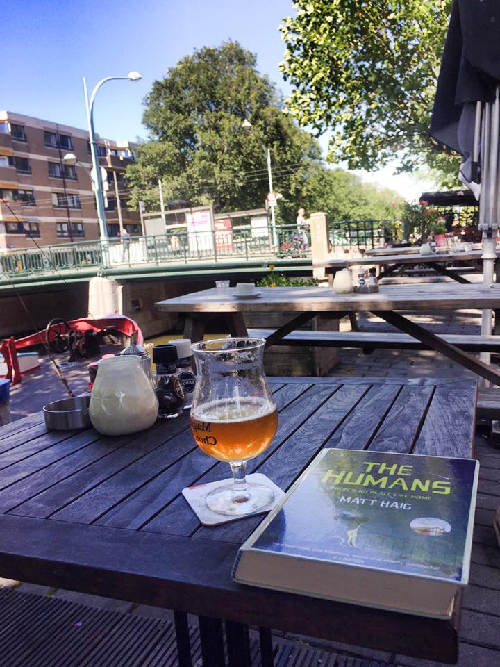 Photo of Cafe Nassau. Find out about Dutch craft beer and where to buy craft beer in Amsterdam.