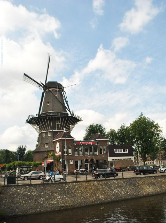Brouwerij 'T IJ Brewery. Find out about the best dutch beer in Amsterdam and the best breweries to visit in Amsterdam.