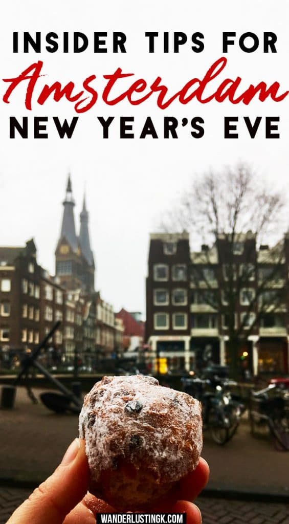 Tips For Celebrating New Year S Eve In Amsterdam