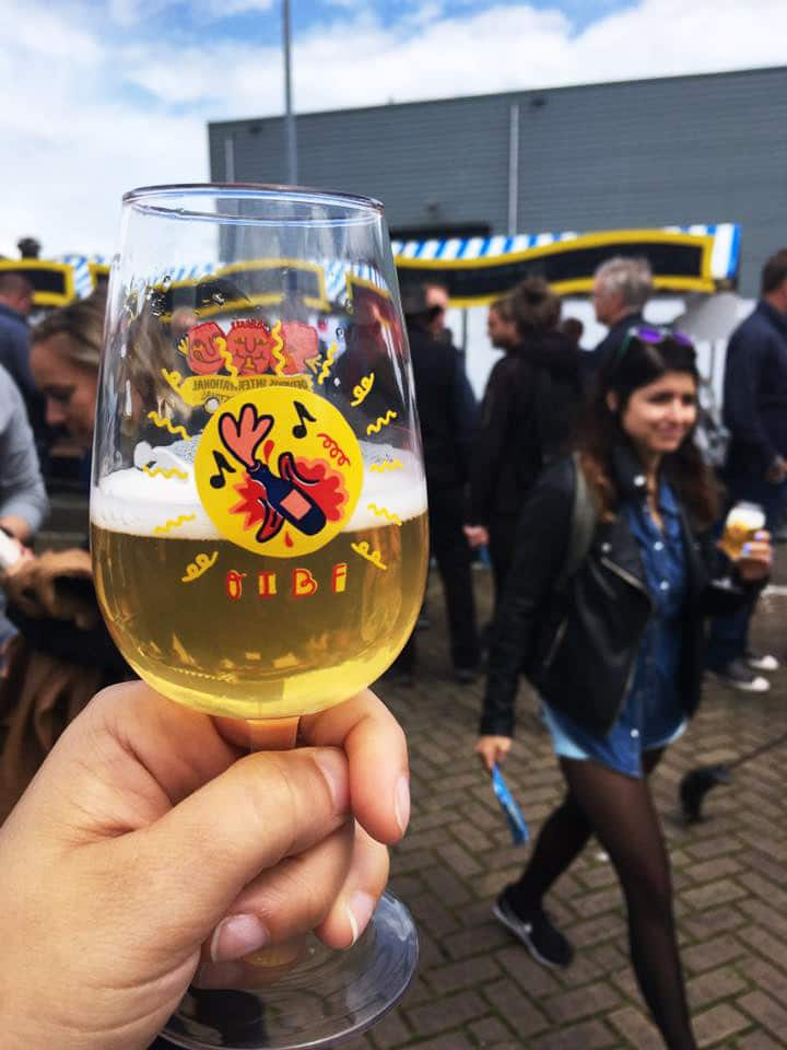 Photo from Amsterdam Beer Festival. Find out about the best beer festivals in Amsterdam.