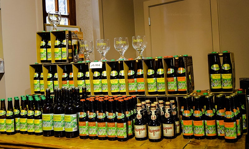 Artisanal craft beer in Wallonia. Discover the best beer in Durbuy Belgium.