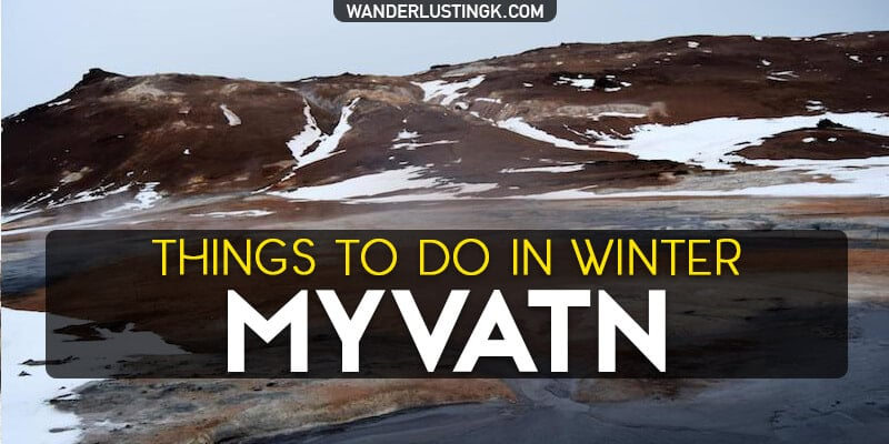 Best things to do in Lake Mývatn in winter