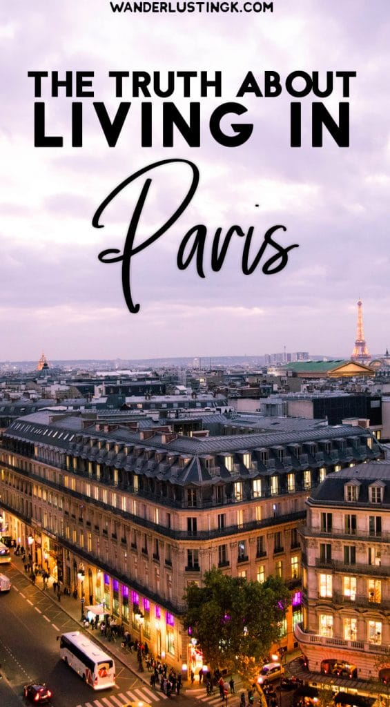 Considering moving to Paris? Read a different take about living in Paris as an expat. Your no-BS guide to being an expat in Paris. #Expat #France #Paris