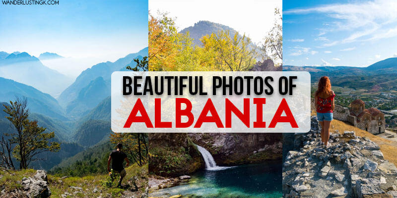 50+ beautiful photos of Albania to inspire you to visit the Balkans. See the most beautiful places in Albania through beautiful travel photography and why you need to visit Albania.