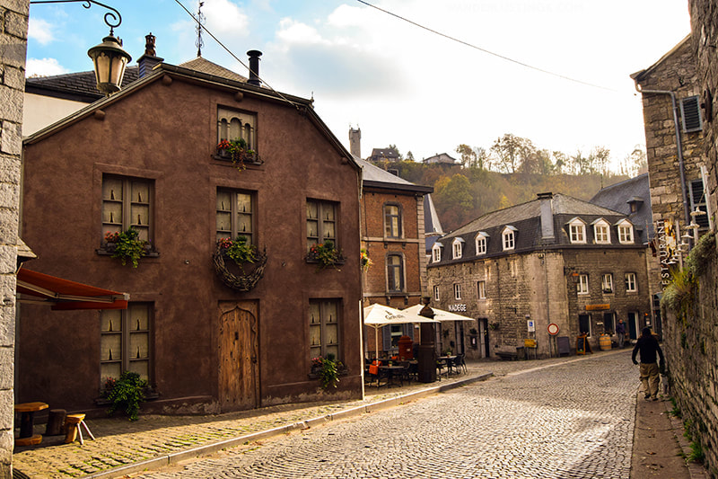 Photo of Durbuy, one of the most beautiful cities in Belgium. See beautiful architecture in Wallonia and why to visit Wallonia.