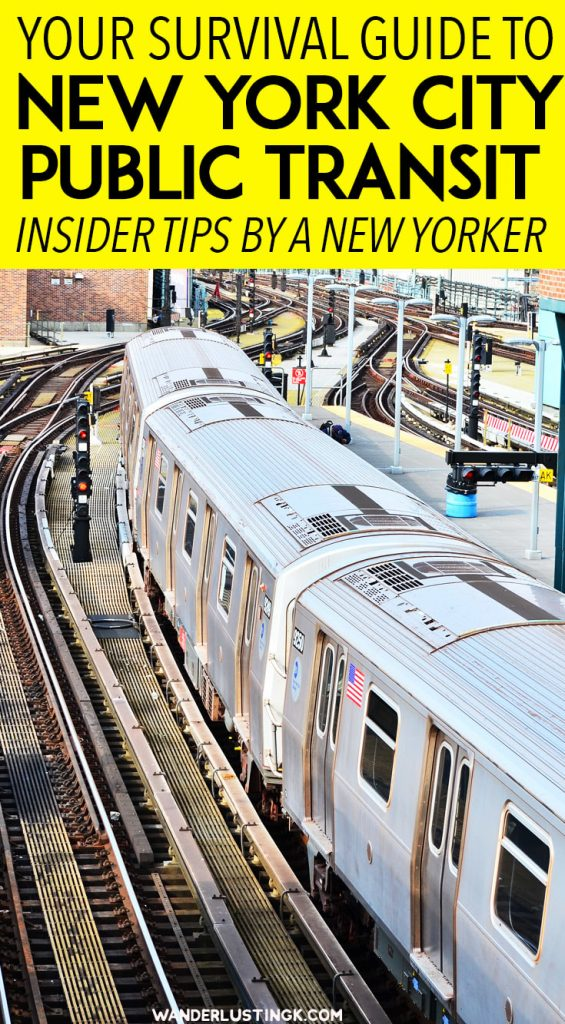 How to ride the NYC subway: Essential subway tips by a New