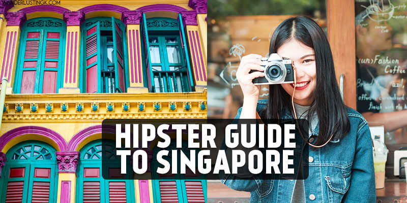 Singapore's coolest neighborhoods: Off the beaten track Singapore