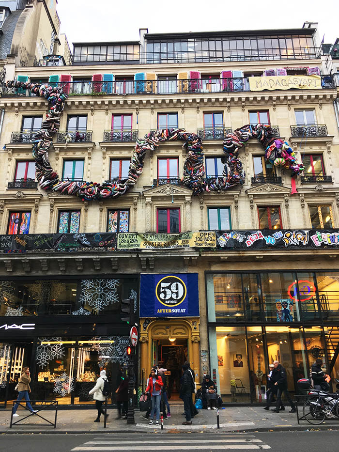 Photo of 59 Rivoli in Paris. This artist studio is a must see for those seeking unusual things to do in Paris. Discover another side to Paris. #Paris #France