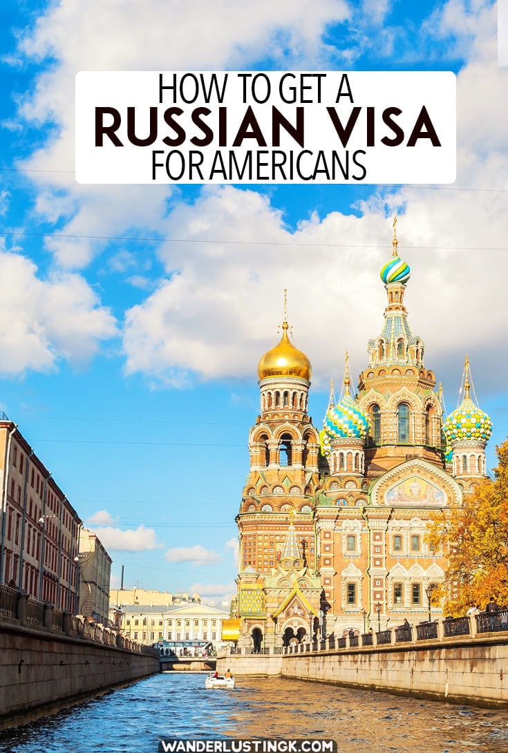 A no-nonsense guide on how to get a Russian visa for Americans