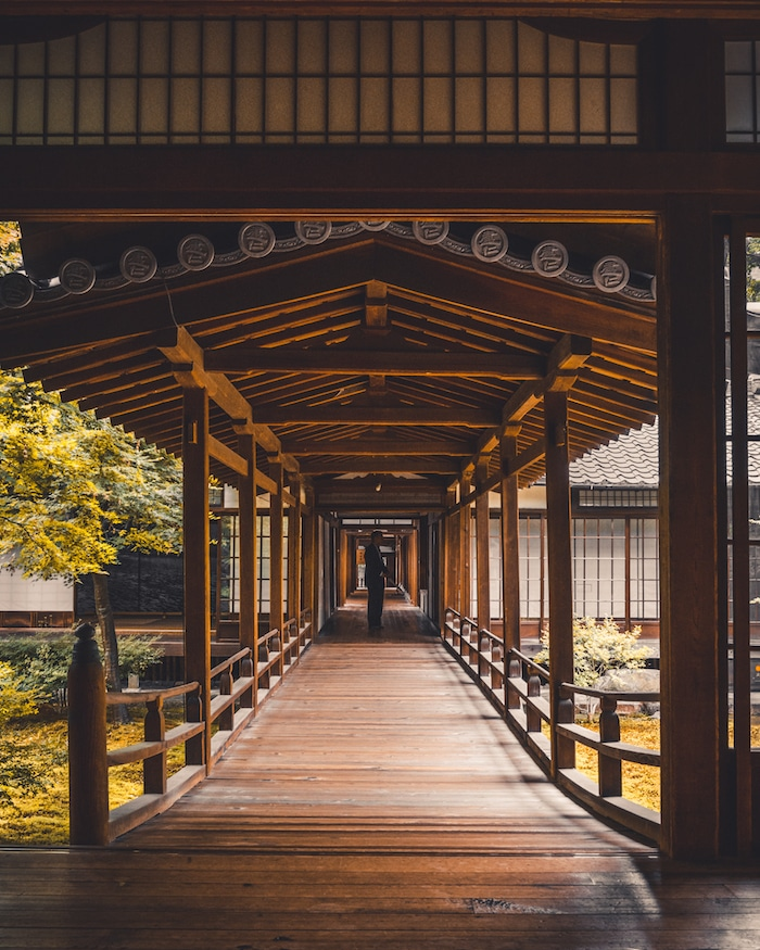 Photo of Kenninji temple in Kyoto. #travel #asia #kyoto #japan