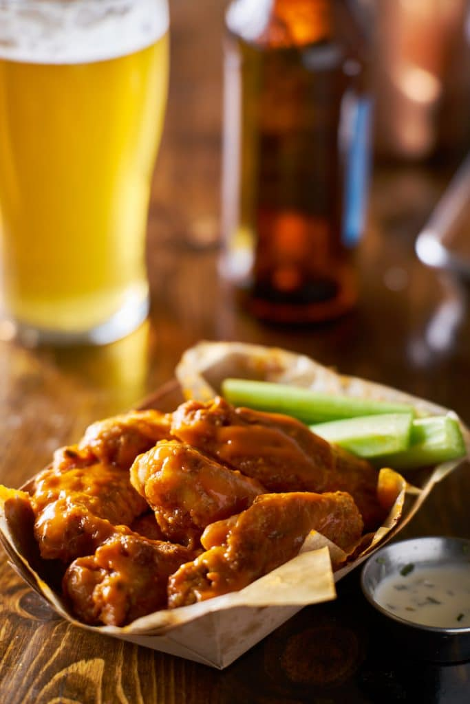 Find out where to get the best Buffalo wings in Buffalo NY in a local guide on the best places to eat in Buffalo and WNY food that you must try in Buffalo! #travel #food #WNY #Buffalo #Buffalove #USA #foodtravel