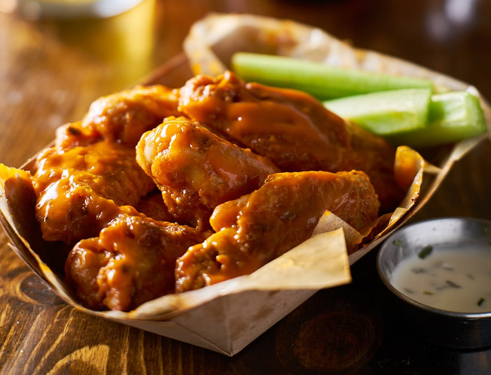 Visiting Buffalo NY? Your food guide to Buffalo written by a resident with the best places to eat in Buffalo, food that you must try in Buffalo, and where to find the best Buffalo wings in Buffalo. #travel #Buffalo #WNY #NY #USA #food
