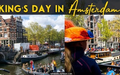 17 things to know before celebrating King's Day in Amsterdam, the Netherlands