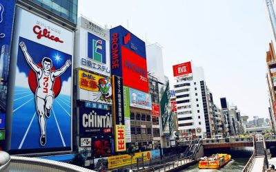 Your Osaka Travel Guide: Two Days in Osaka Japan