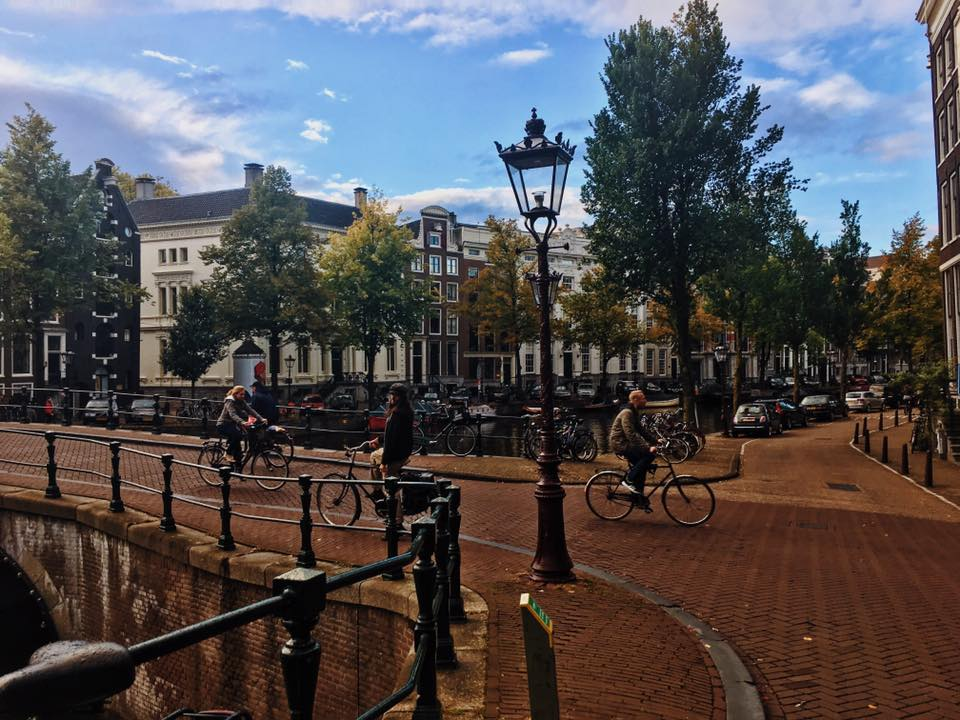 Planning to rent a bike in Amsterdam? Your survival guide to biking in Amsterdam with tips for a resident for new expats and tourists biking in Amsterdam.