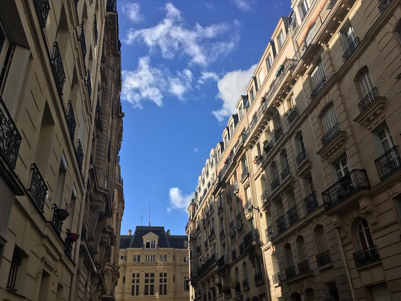 Beautiful buildings in the 14th arrondissement. Read a neighborhood guide to the 14th arrondissement of Paris, including what to do in the 14th arrondissement and where to stay in the 14th arrondissement. #Paris #France #Travel