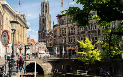 Your one day guide to visiting Utrecht, the most enchanting city in the Netherlands