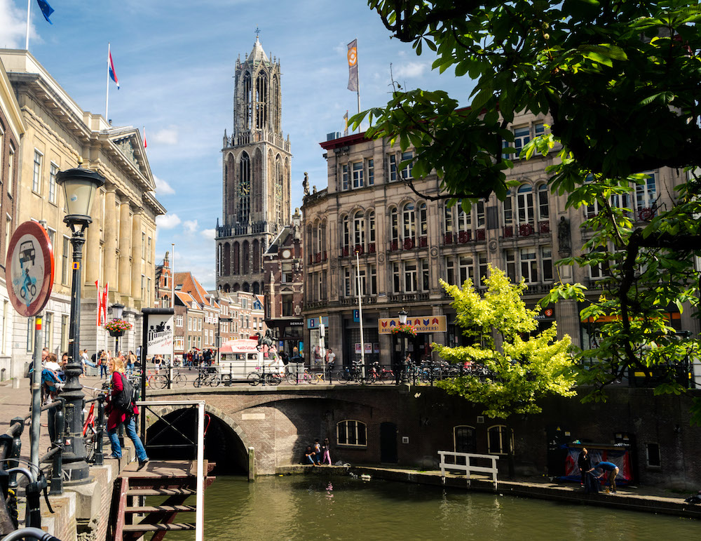Visiting Utrecht from Amsterdam? Utrecht is the perfect day trip from Amsterdam. Read about the best things to do in Utrecht in one day!