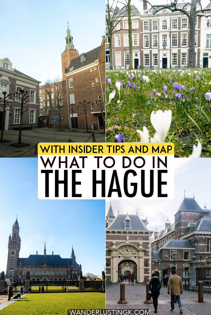 Visiting Holland? Your local guide to the Hague with what to do in the Hague with 30+ things to do in the Hague, the former capital of the Netherlands. #Netherlands #Holland #Europe #Nederland #DenHaag #TheHague