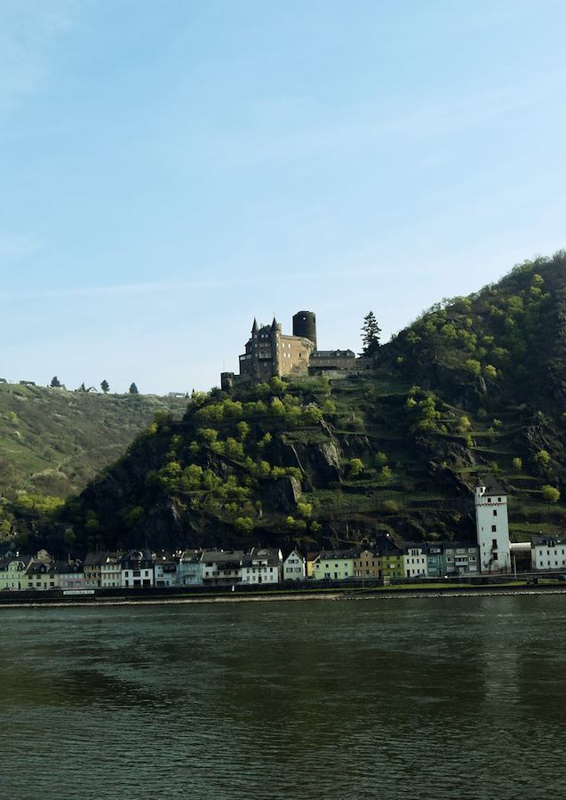 Rhine Valley in Germany, one region that you must include on your European travel itinerary. Read where to visit in Europe! #travel #Castles #Germany #RhineValley #Europe