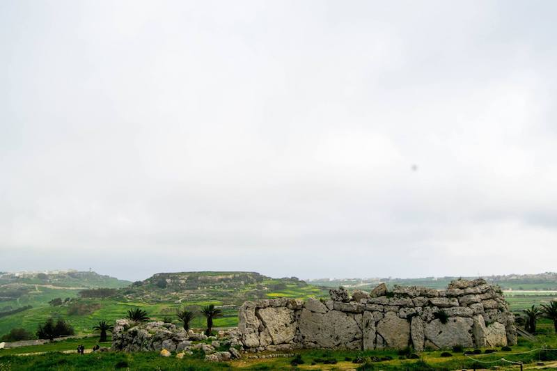 Ġgantija is older than stonehenge and this neolithic temple is one of the best things to do in Malta and Gozo. Read why you must include Ġgantija in your Malta and Gozo sightseeing itinerary. #travel #malta #gozo #travel #europe #UNESCO