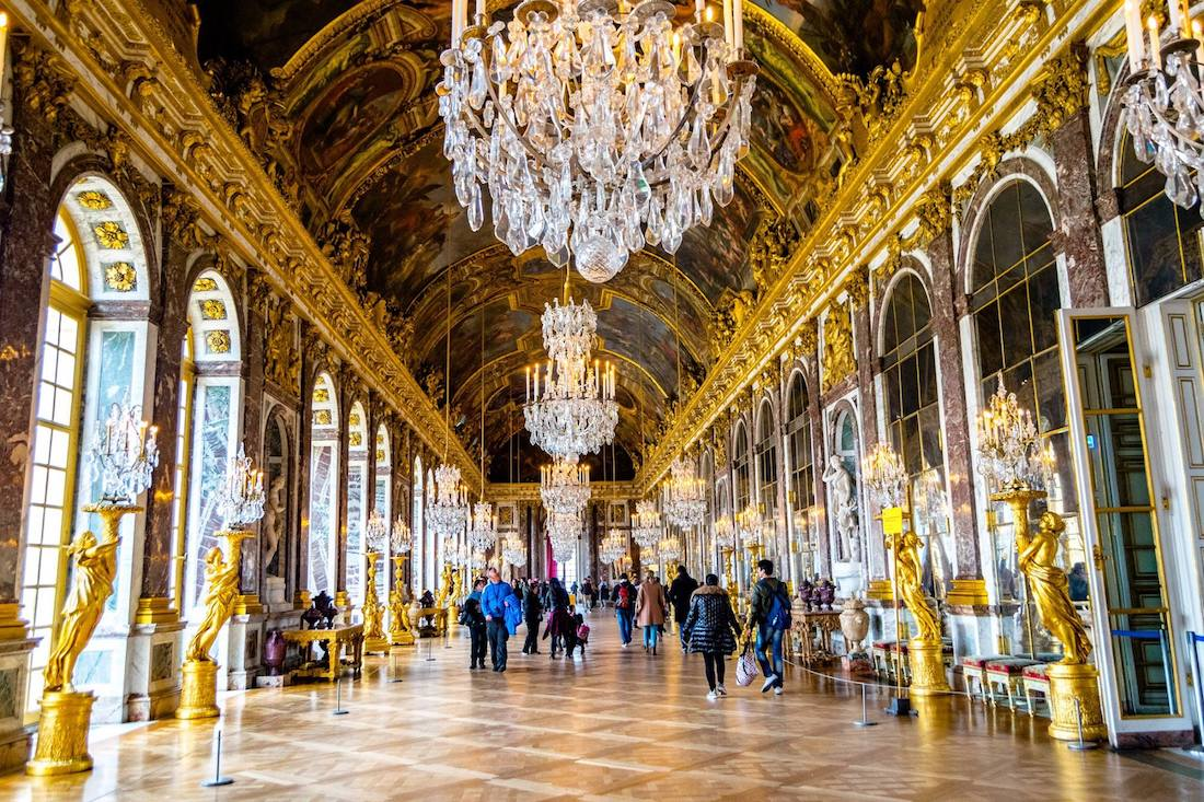 Are you planning on taking a day trip from Paris to Versailles? Read practical tips for visiting Versailles, including the best month to visit Versailles, how to avoid the crowds at Versailles, how to skip the line at Versailles, how to visit Versailles on a budget, and how to get to Versailles from Paris.