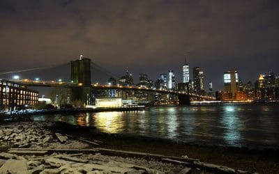 A New Yorker's guide to the best free views of New York City's skyline