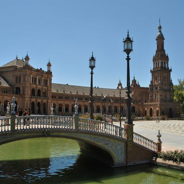 One of the Star Wars FIlming locations in Seville, Spain. #spain #sevilla #travel #Europe