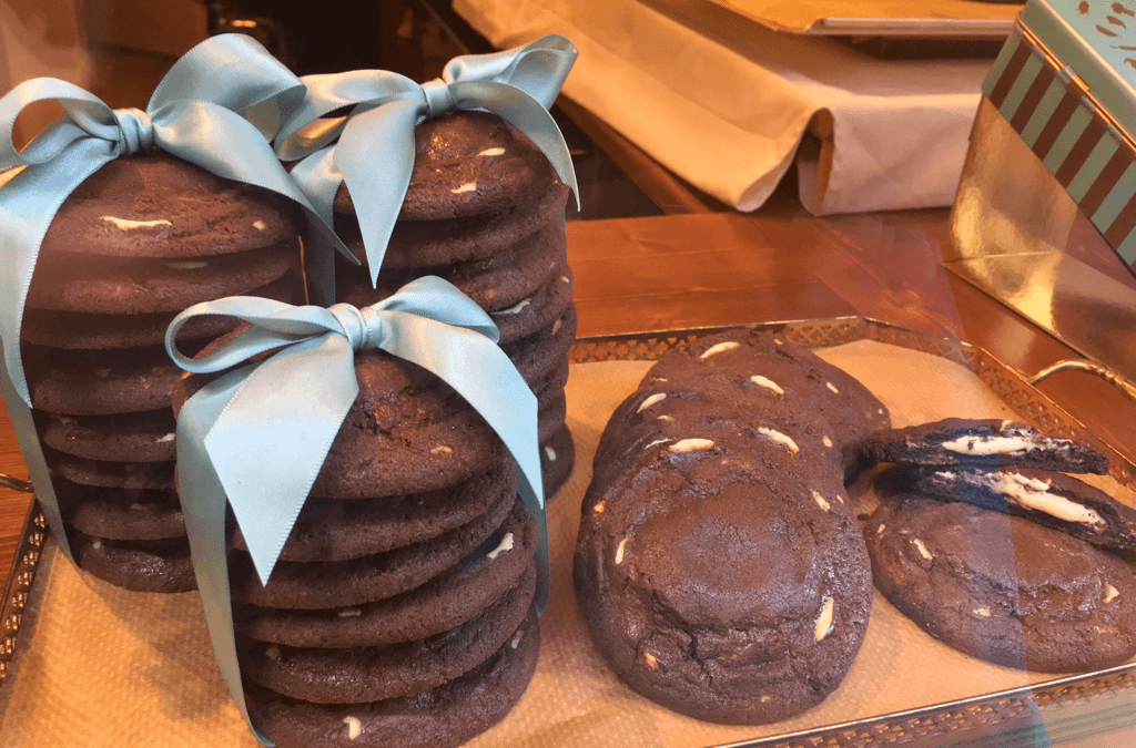 Van Stapele Chocolate Cookies in Amsterdam, one of the best things to eat in Amsterdam, the Netherlands. #netherlands #holland #amsterdam #travel