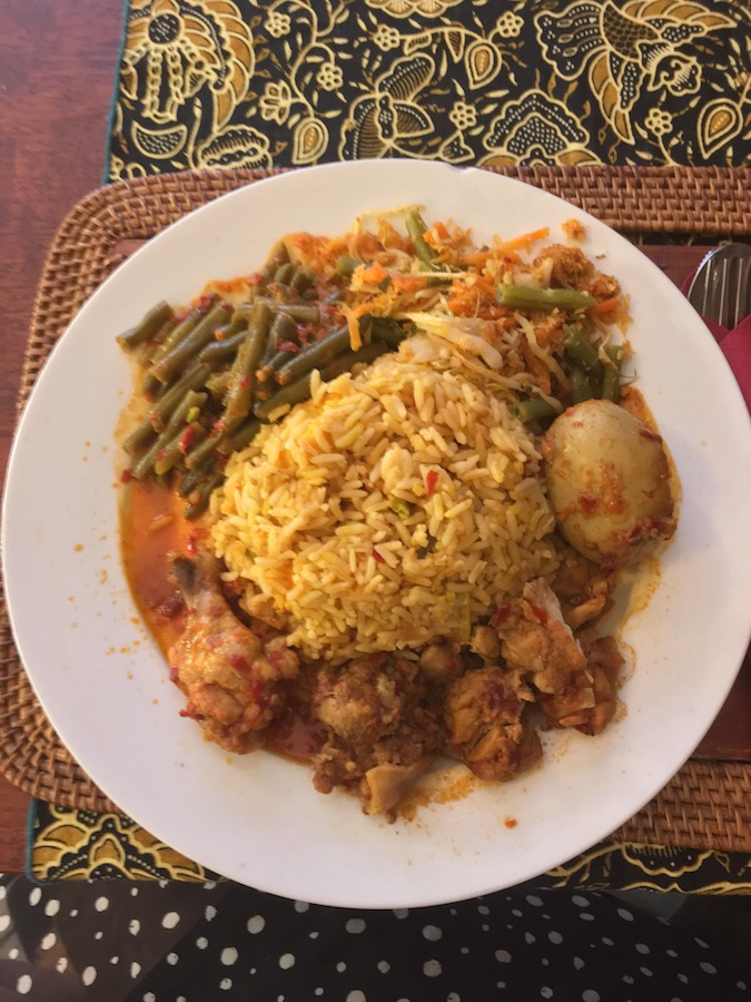 Indonesian food in Amsterdam, the Netherlands. Read about why you must try Indonesian food in Amsterdam! #Amsterdam #holland #travel #netherlands