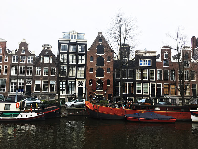 Amsterdam, one of TUI's main flight hubs. Read what it's like to fly with TUI airlines long-haul in this review of TUI airlines by a passenger!