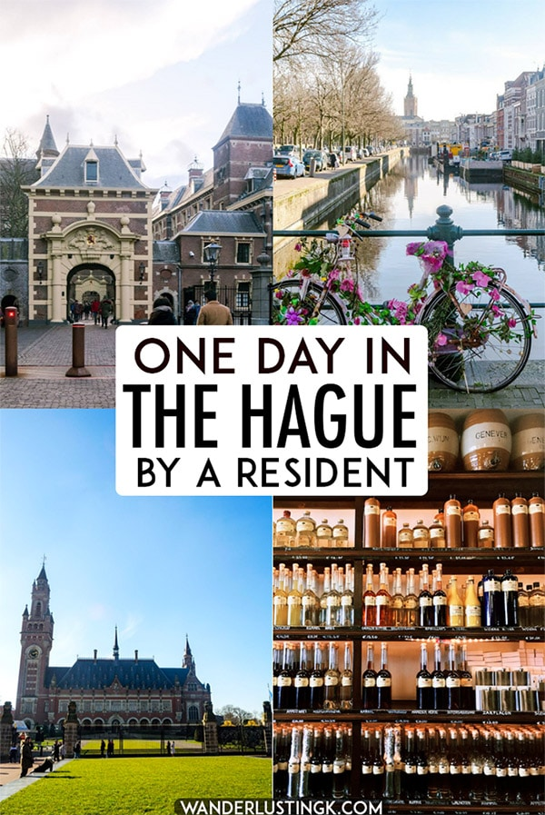 Your local guide to the Hague with insider tips on the best things to do in the Hague for one day in the Hague written by a resident of the Hague. Includes tips for taking a day trip to the Hague and where to eat in the Hague. #TheHague #DenHaag #Netherlands #Holland #Netherlands #Travel #Europe
