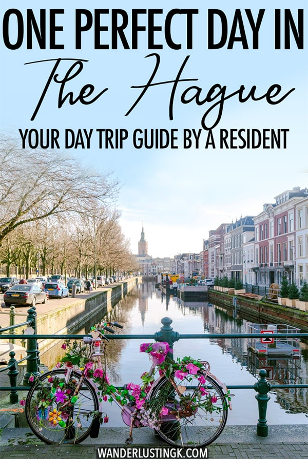 Planning to take a day trip from the Hague? Insider tips for visiting the Hague with what to do in the Hague during one day with the perfect one day itinerary for the Hague, including where to eat and drink in the Hague Written by a resident of the Hague. #TheHague #DenHaag #Nederland #Netherland #holland #travel #europe