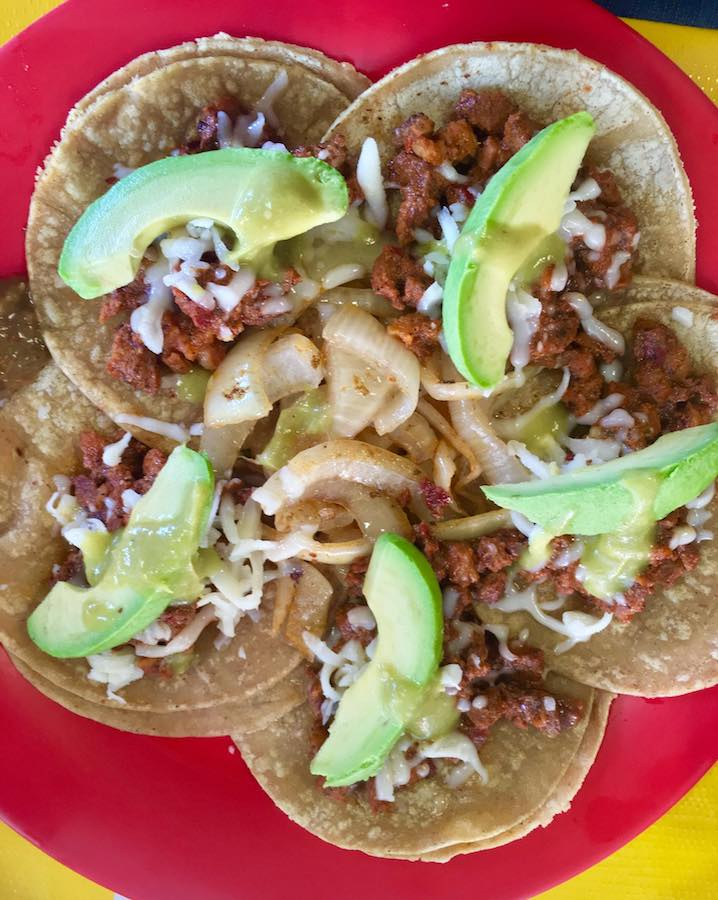 Cheap tacos in Texas. Read how to find cheap food in the United States in this ultimate guide to budget travel in the United States written by an American! #USA #tacos #America #UnitedStates #travel