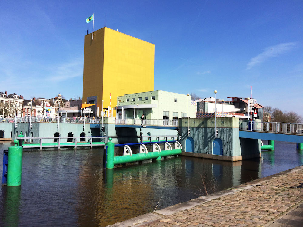 Groninger Museum in Groningen, one of the best things to do in Groningen. Read tips on what to do in Groningen in this guide written by a local! #travel #groningen #netherlands #reizen #museums