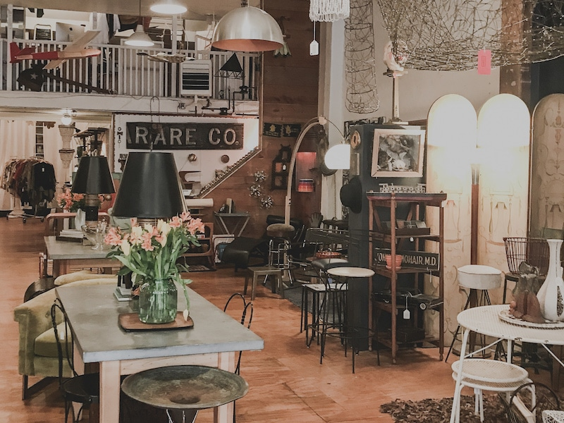 Rare & Co, one of the best shops to visit in Philadelphia. Read insider tips for visiting Philadelphia, including where to eat in Philly. #travel #PA #Philadelphia #USA