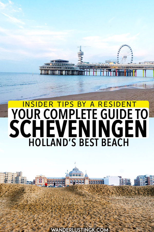 Your ultimate guide to Scheveningen, the Netherlands by a resident. Read about beach by the Hague, widely considered the best beach in the Netherlands! This complete guide to Scheveningen includes things to do in Scheveningen, where to eat in Scheveningen, parking in Scheveningen, and hotels in Scheveningen. #Scheveningen #Holland #Netherlands #travel